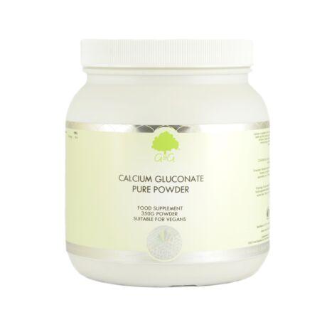 Calcium (Gluconate) - 350g Powder – G&G