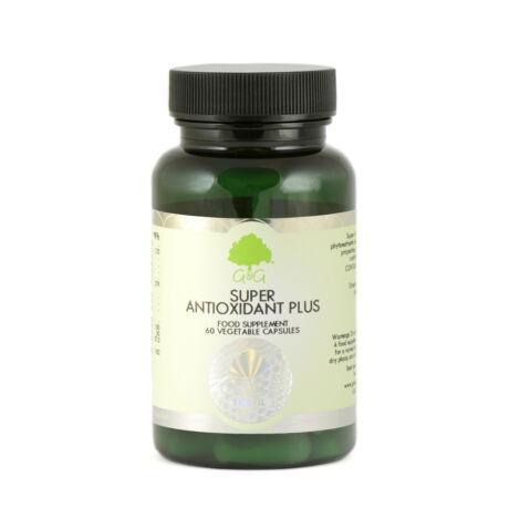 Szuper antioxidáns plus 60 kapszula – G&G