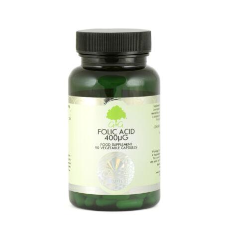 Folsav (B11 vitamin) 400mcg 120 kapszula – G&G