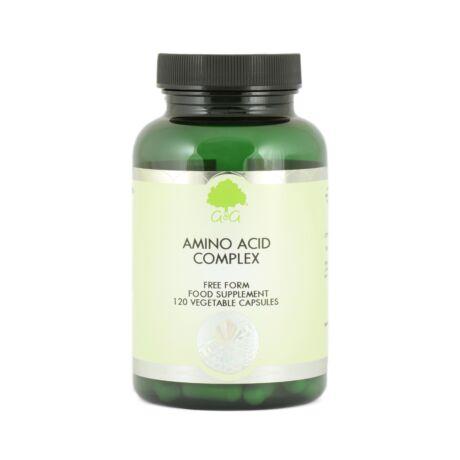 Teljes spektrumú aminosav komplex 120 kapszula – G&G