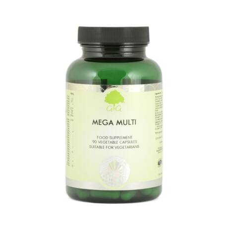 Mega Multi - 90 Capsules – G&G