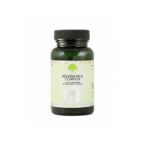 Resveratrol komplex 60 kapszula – G&G