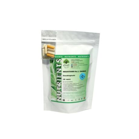 Megavitamin NO.1 napi vitamincsomag – G&G