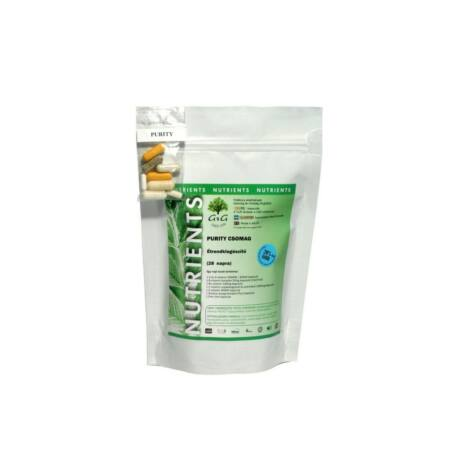 Purity napi vitamincsomag – G&G