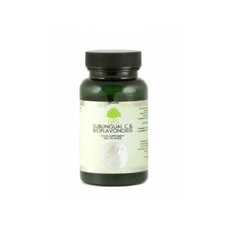 Sublingual Vitamin C & Bioflavonoids - 50g Powder – G&G