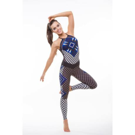 Azték Blue overall – Indi-Go
