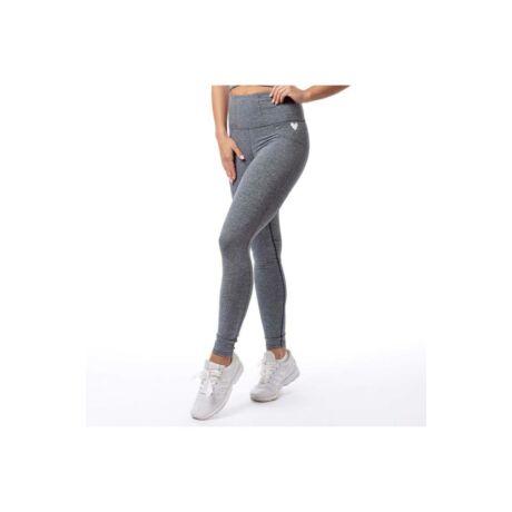 Jeans Grey fitness leggings – Indi-Go