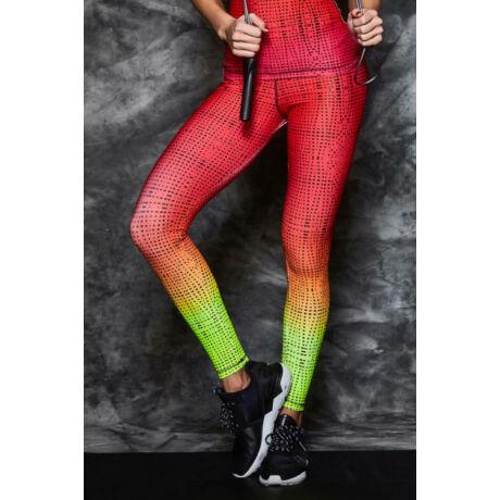 Mexico night Réka fitness leggings – Indi-Go