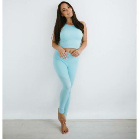 Yoga Secret Yoga Pants Light Lagoon – Indi-Go