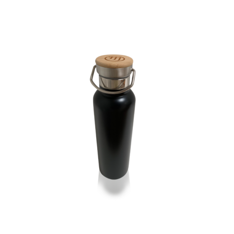 M Matcha stainless steel bottle 600ml