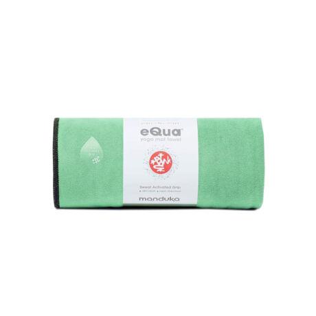 jógatörölköző, yoga towel,  Manduka eQua®