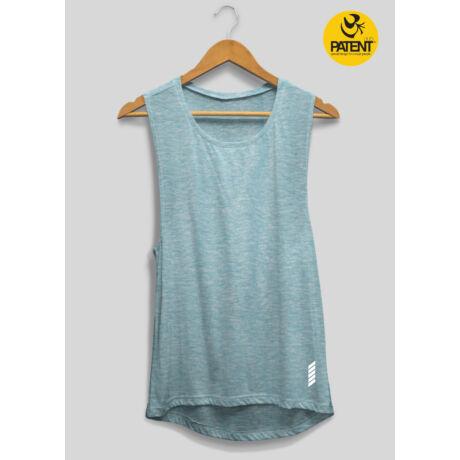 Női vízkék trikó - PatentDuo