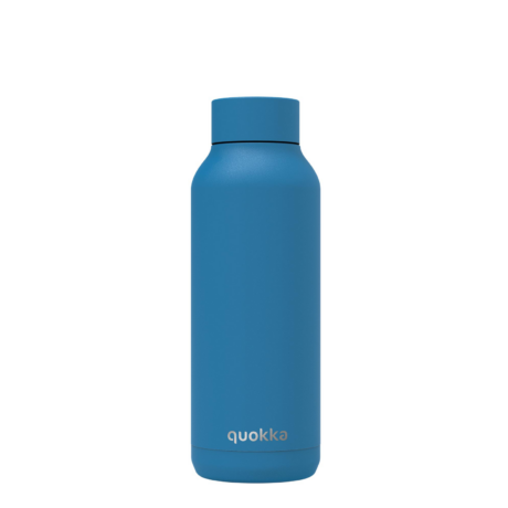 Solid Bright Blue Powder stainless steel 510ml - Quokka