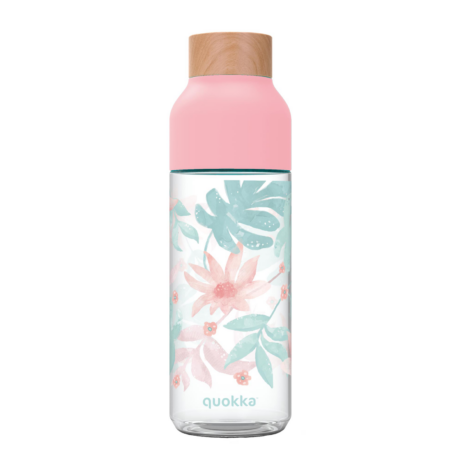 Ice Tropical Garden BPA free bottle 720ml - Quokka