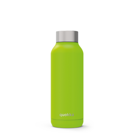 Solid Lime stainless steel 510ml - Quokka