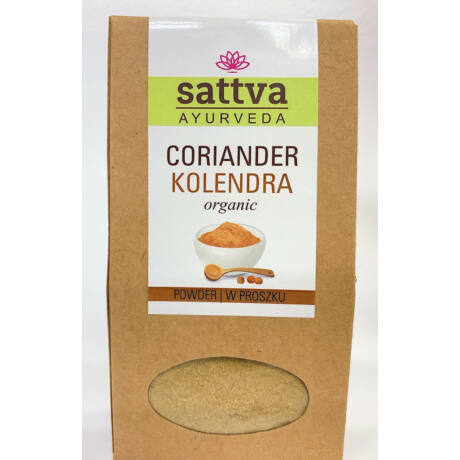 Koriander por 50g - Sattva Ayurveda