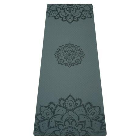 Jógaszőnyeg Flow Mat - Pure Mandala Charcoal / YogaDesignLab