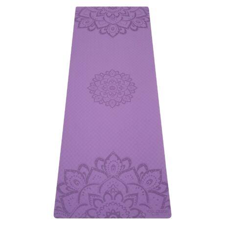 Jógaszőnyeg Flow Mat - Pure Mandala Lavender / YogaDesignLab