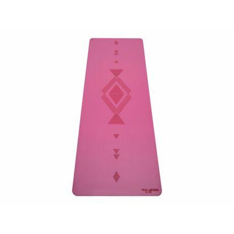 Jógaszőnyeg Infinity Mat - Tribal Rose / YogaDesignLab