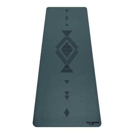 Jógaszőnyeg Infinity Mat - Tribal Charcoal / YogaDesignLab