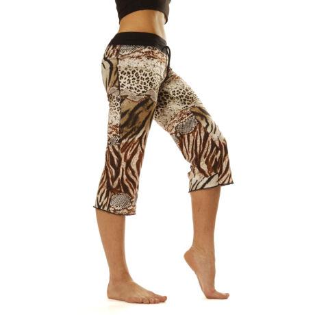 jóga capri, yoga capri, Yogin Wild Zoo