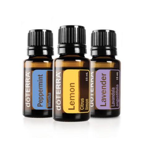 Beginner's Trio Kit- doTERRA