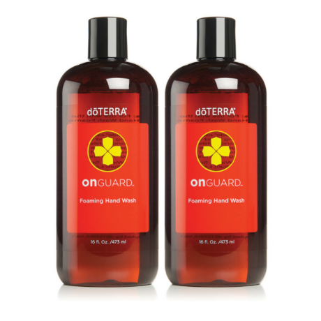 OnGuard Foaming Hand Wash - Twin Pack - doTERRA
