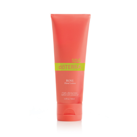 SPA Rose Hand Lotion 100 ml - doTERRA
