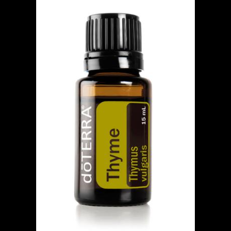 Thyme essential oil 15 ml - doTERRA