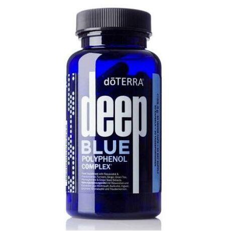 Deep Blue Polyphenol Complex - doTERRA