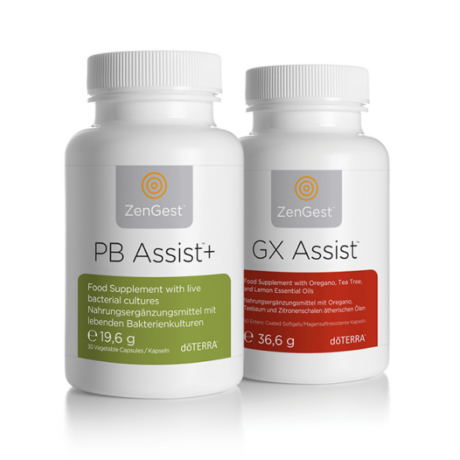 PB Assist+® and GX Assist® - doTERRA