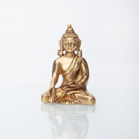 Buddha réz szobor 8cm - Bodhi