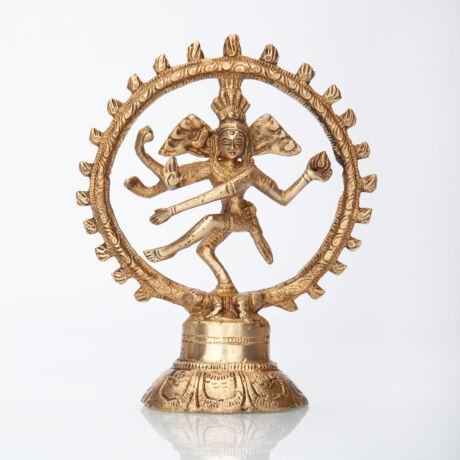 Nataraj réz szobor 14cm - Bodhi
