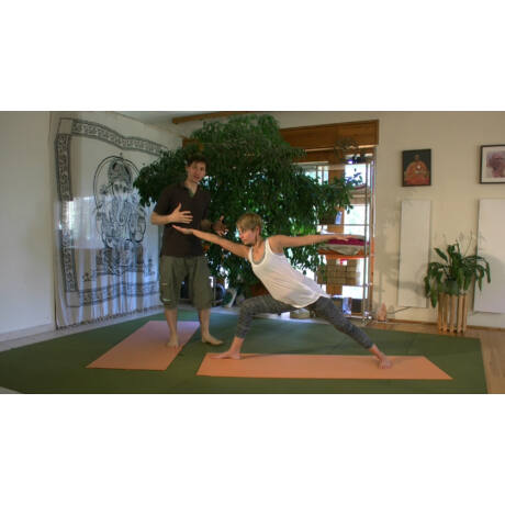 Hatha Yoga Teachers Training Program with distance learning