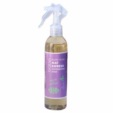 Jógaszőnyeg frissítő spray Bodhi
