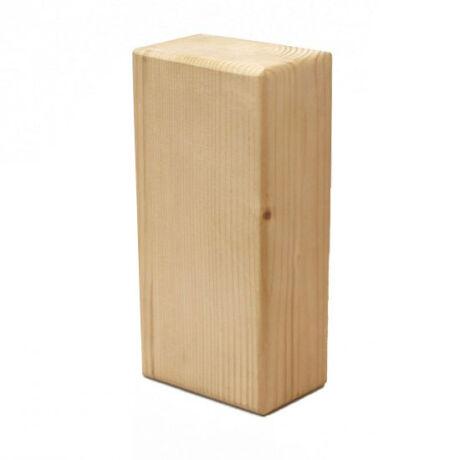 jógatégla, yoga brick, fából, fatégla, wooden brick