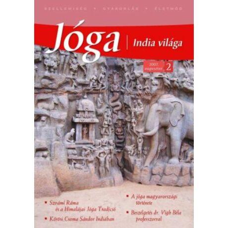 Jóga – India világa 2.