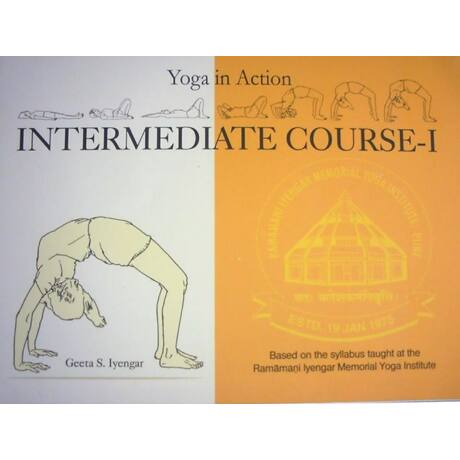 Yoga in Action: Intermediate Course Book