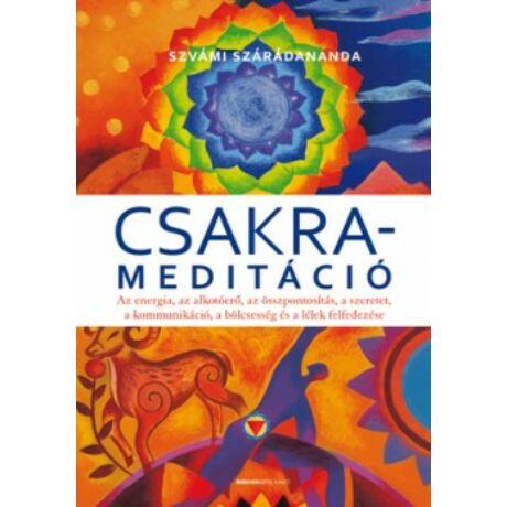 Chakra Meditation: Svami Saradananda