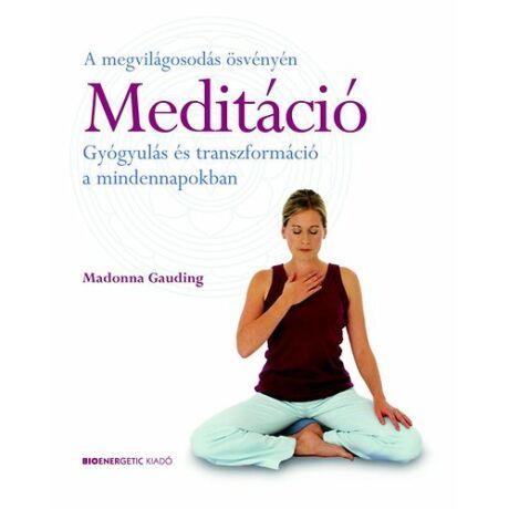 Madonna Gauding - Meditáció