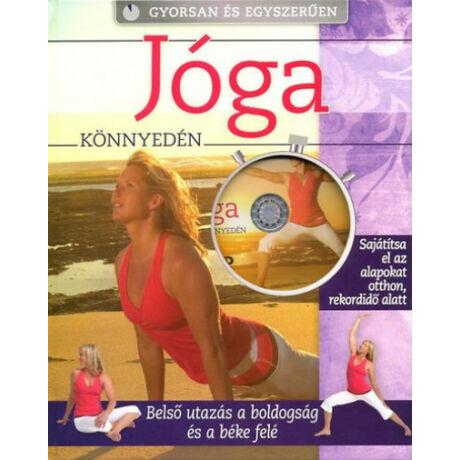 Gena Kenny - Jóga könnyedén + DVD