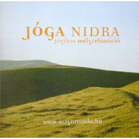Swami Satyananda Saraswati - Yoga Nidrá CD