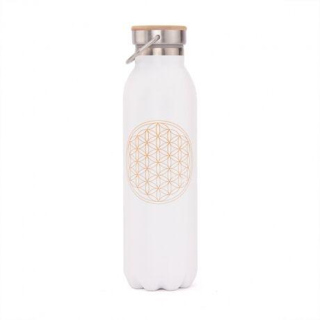 Flower of life Stainless Steel Bottle 600 ml - Bodhi