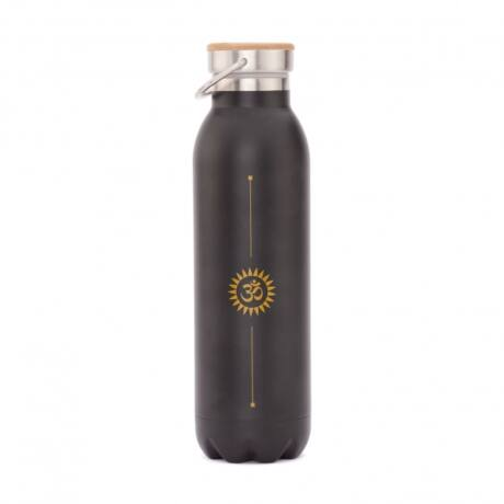 OM Stainless Steel Bottle 600 ml - Bodhi