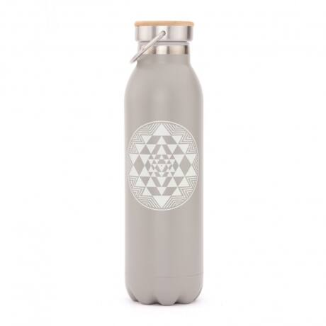 Yantra Stainless Steel Bottle 600 ml - Bodhi