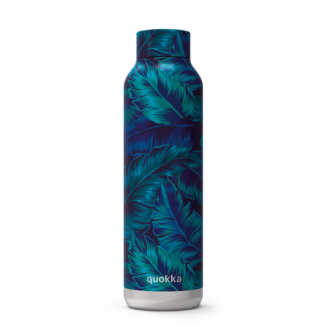 Solid Deep jungle stainless steel 630ml - Quokka