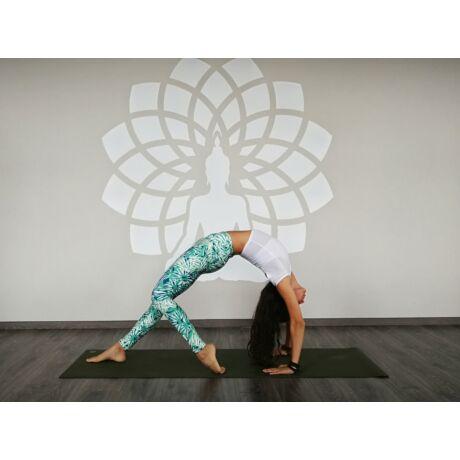 fdf26f76b7 Jungle női jóganadrág - PatentDuo most 13.500 Ft-ért - Yoga Bazaar