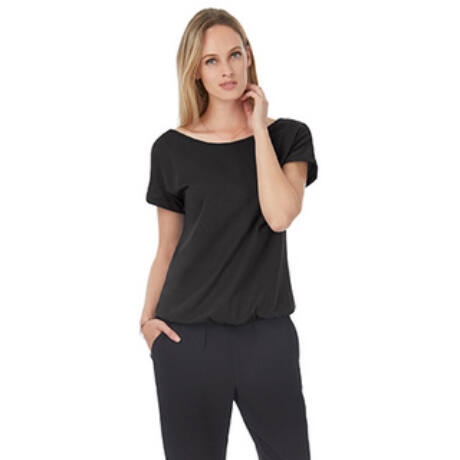 Women's short-sleeved top - PatentDuo