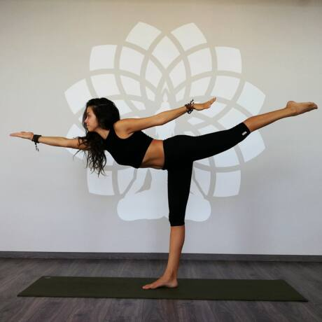 a67acde373 Női pamut jóga capri - PatentDuo most 7.500 Ft-ért - Yoga Bazaar