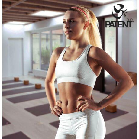 Női fehér sportmelltartó - PatentDuo